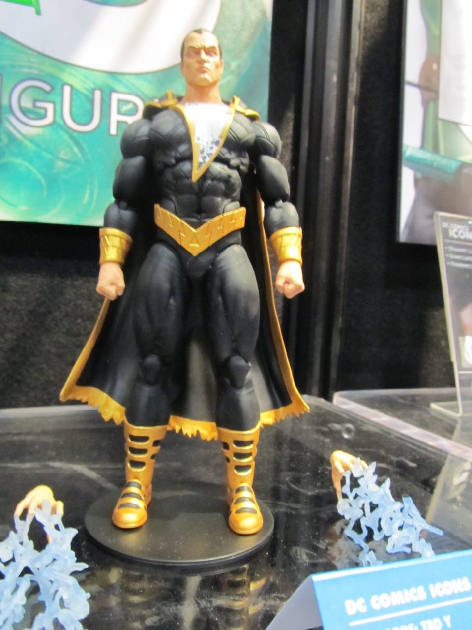 DC Icons Black Adam