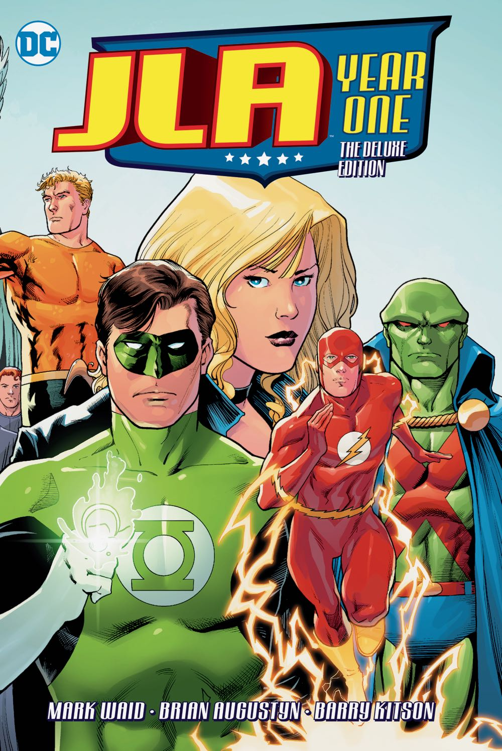 JLA YEAR ONE TP NEW EDITION