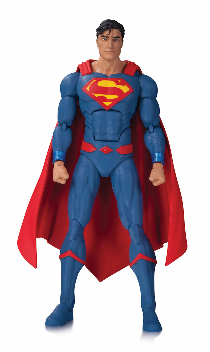 DC ICONS: SUPERMAN REBIRTH ACTION FIGURE