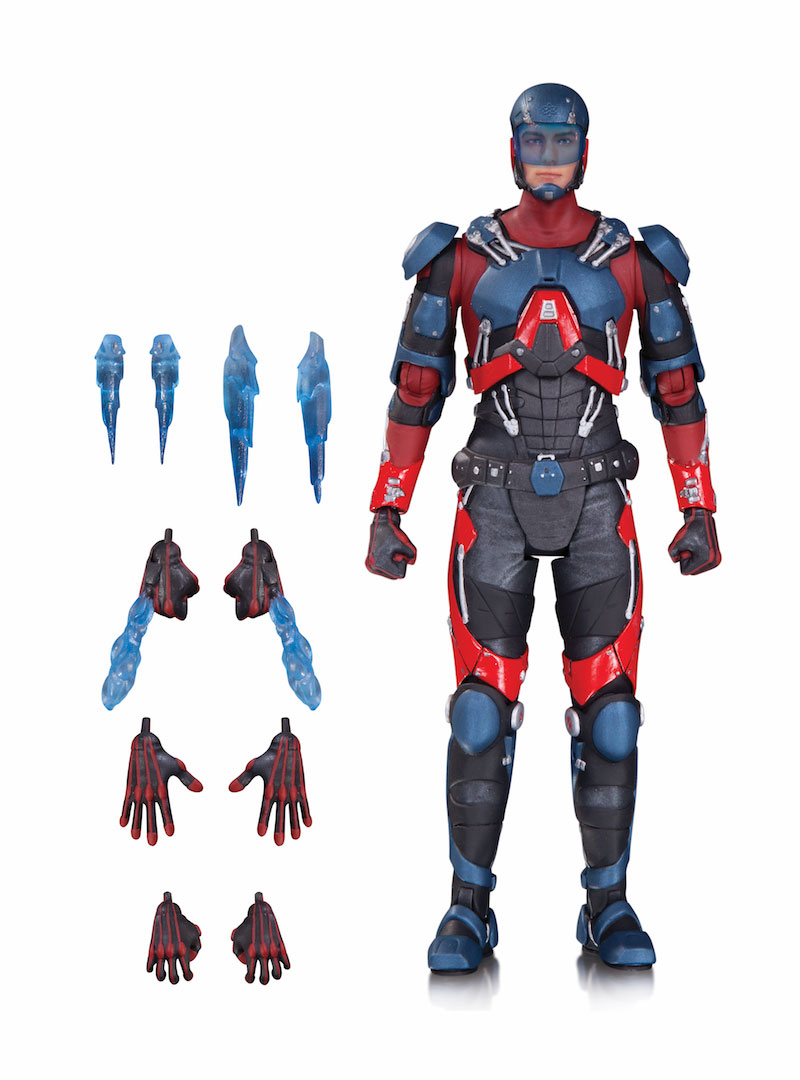 DCTV LEGENDS OF TOMORROW: THE ATOM ACTION FIGURE