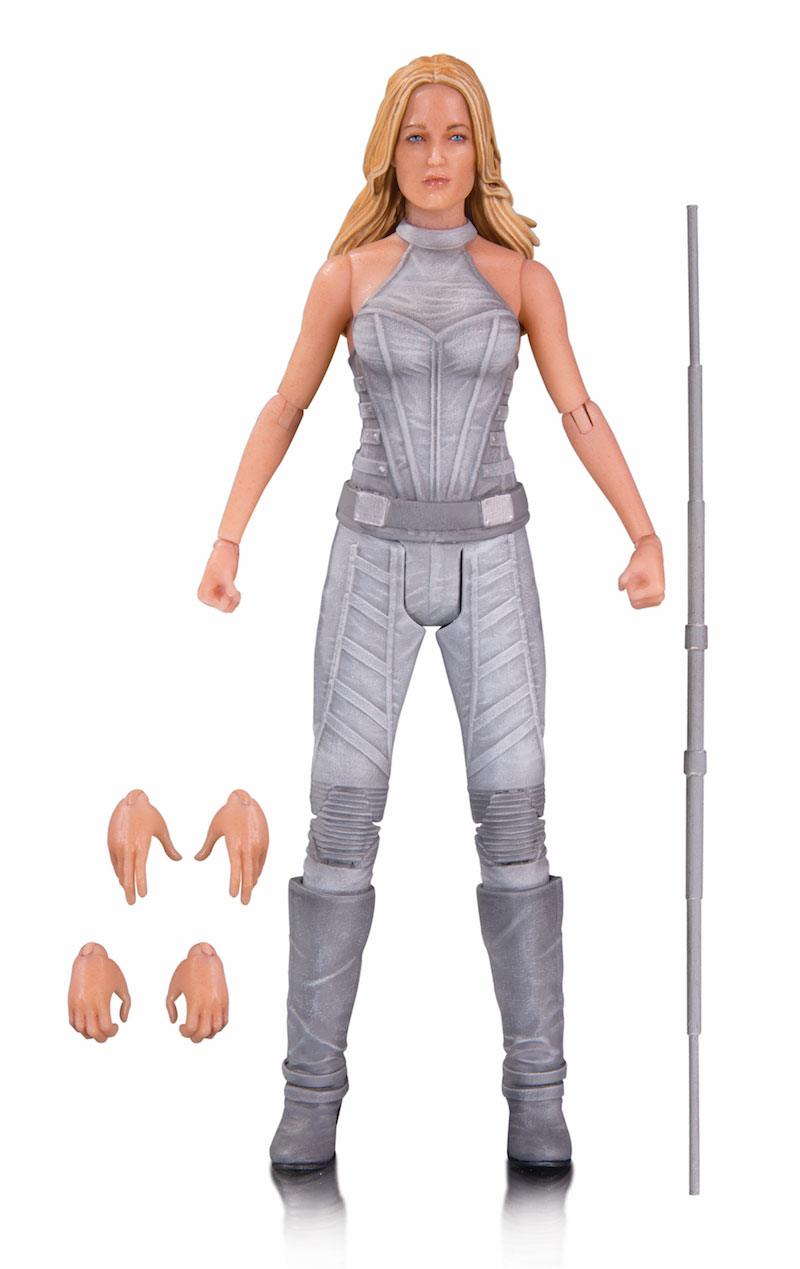 DCTV LEGENDS OF TOMORROW: WHITE CANARY ACTION FIGURE