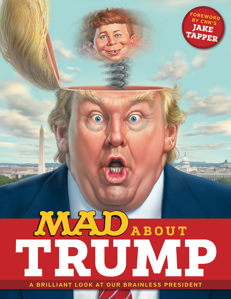 MAD ABOUT TRUMP TP
