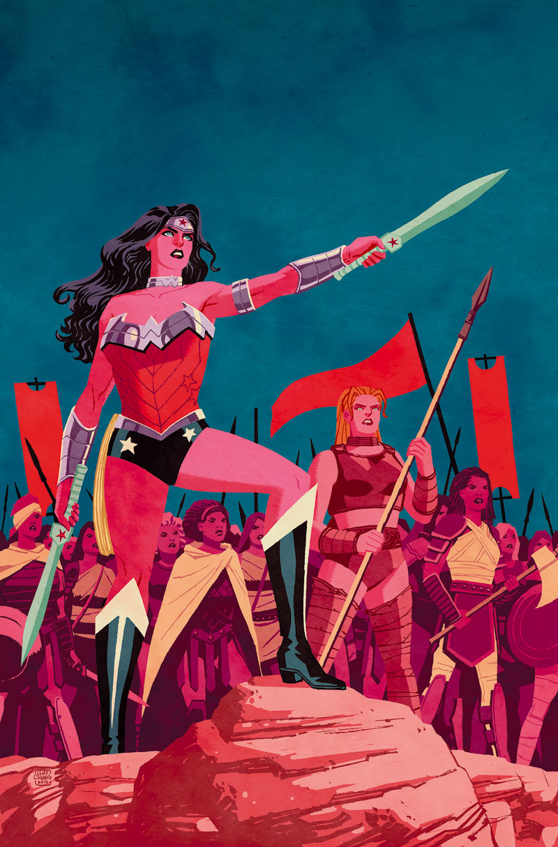 ABSOLUTE WONDER WOMAN BY BRIAN AZZARELLO AND CLIFF CHIANG VOL. 2 HC