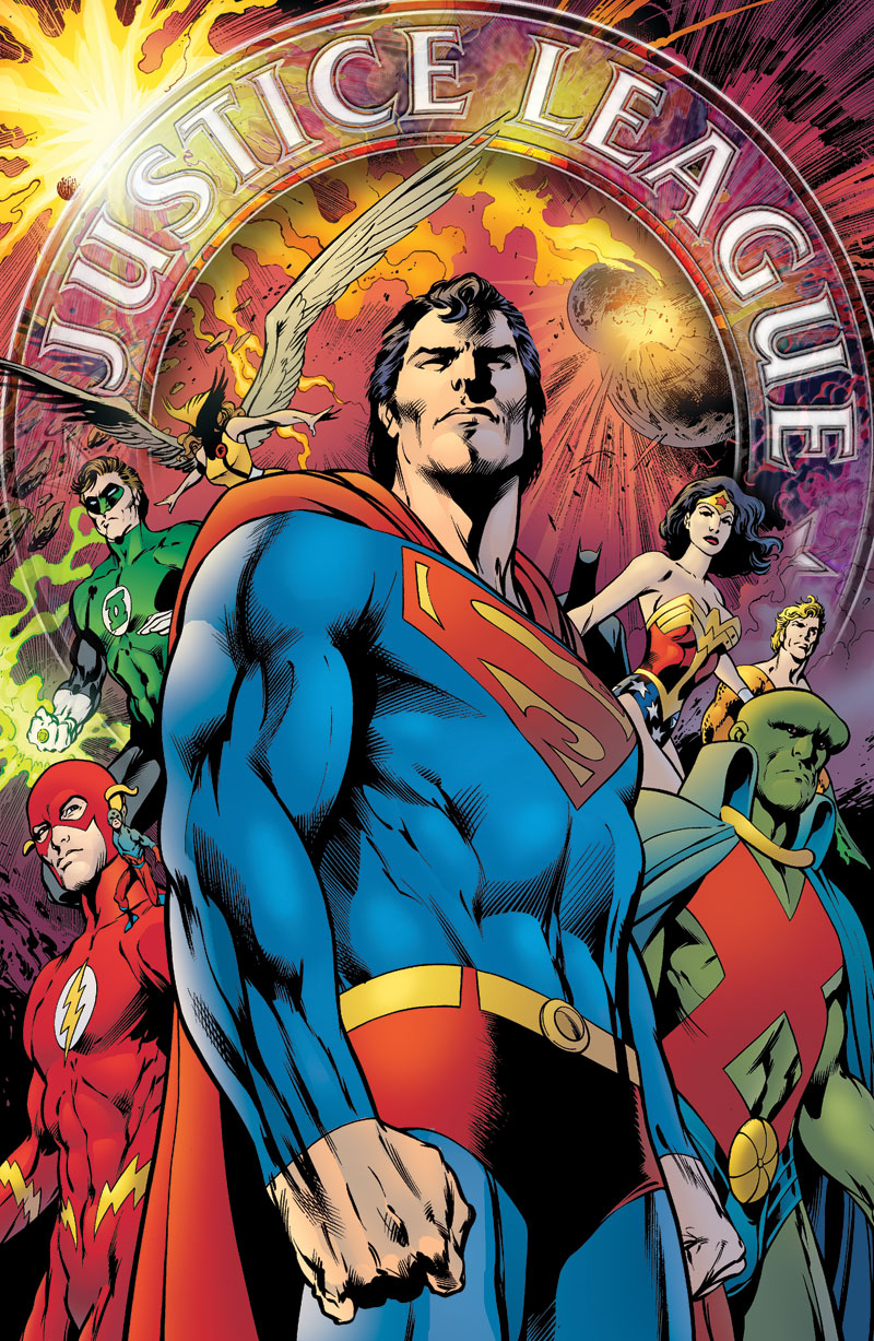 JLA: THE NAIL/ANOTHER NAIL DELUXE EDITION HC