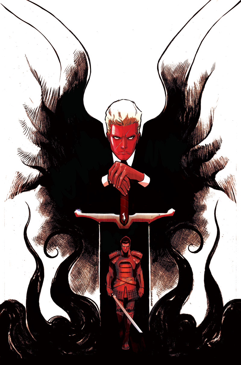 LUCIFER VOL. 3: BLOOD IN THE STREETS TP
