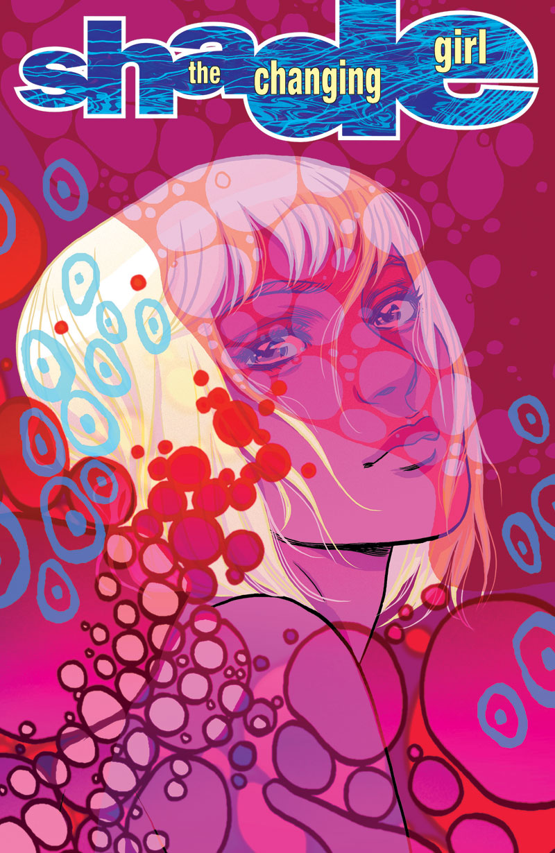 SHADE, THE CHANGING GIRL #12