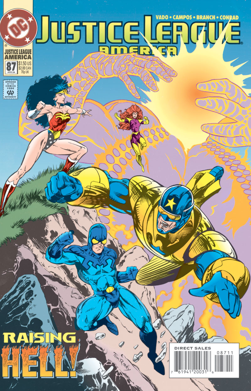 WONDER WOMAN AND THE JUSTICE LEAGUE OF AMERICA BOOK TWO TP