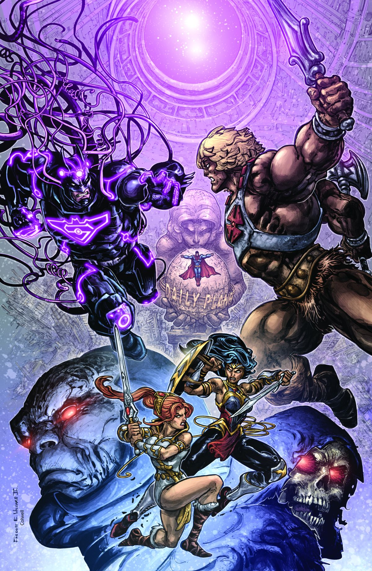 INJUSTICE VS. THE MASTERS OF THE UNIVERSE #3