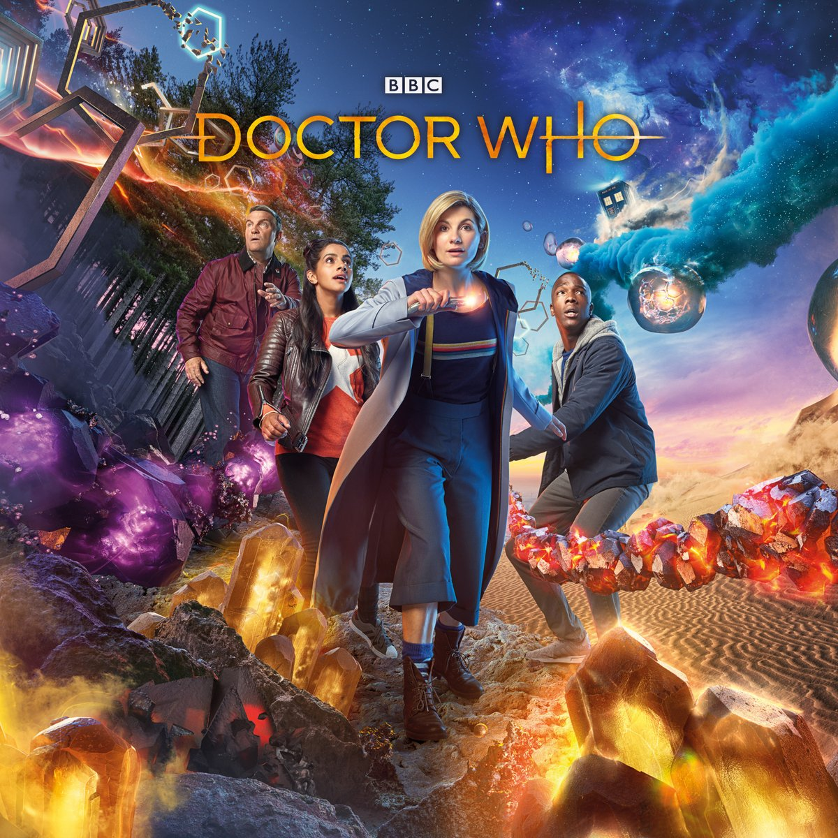 Dr Who Christmas Special 2019.Doctor Who New Year S Day Special Coming In 2019