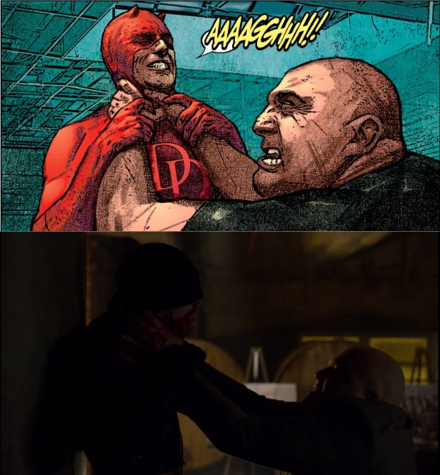 Daredevil Episode 9