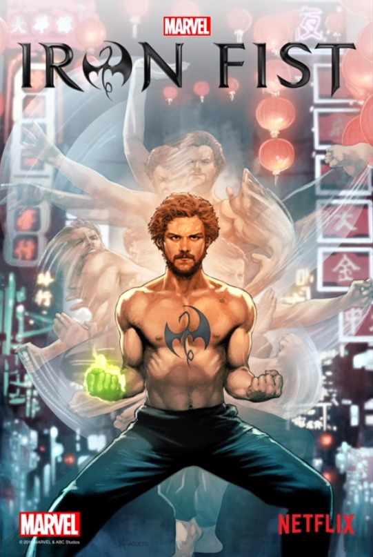 Iron Fist Temporada 1