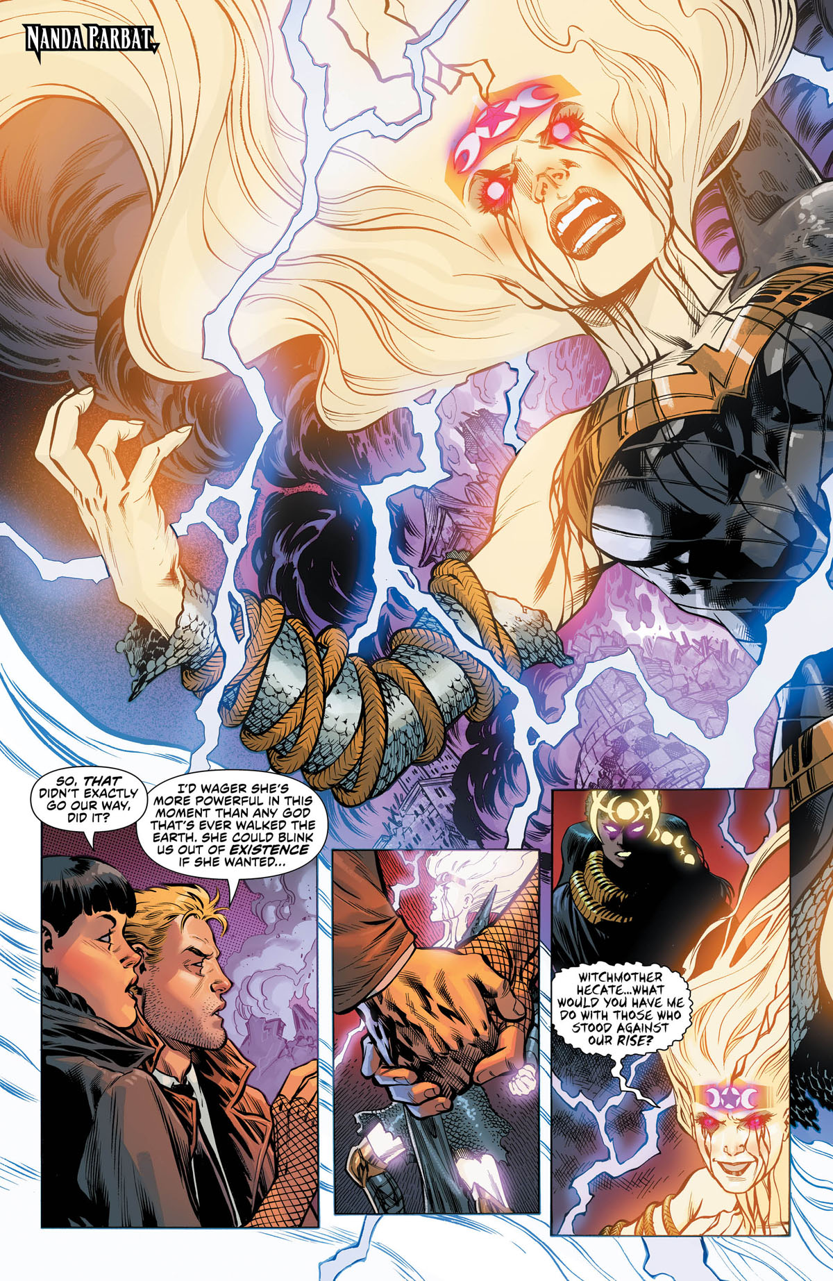 Justice League Dark Wonder Woman: The Witching Hour #1 page 6