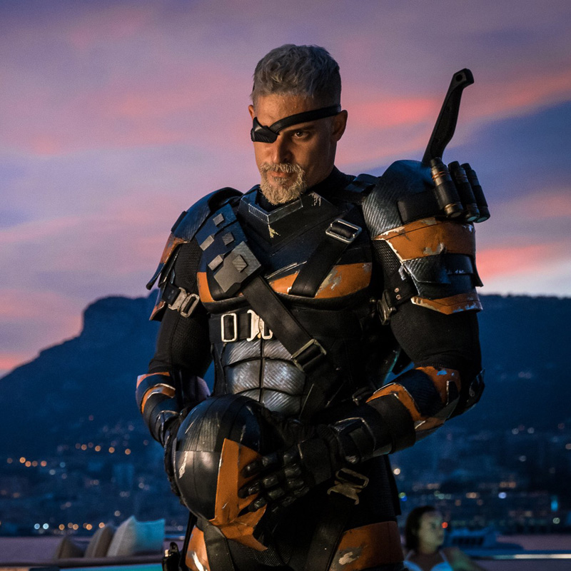 Deathstroke in Justice League