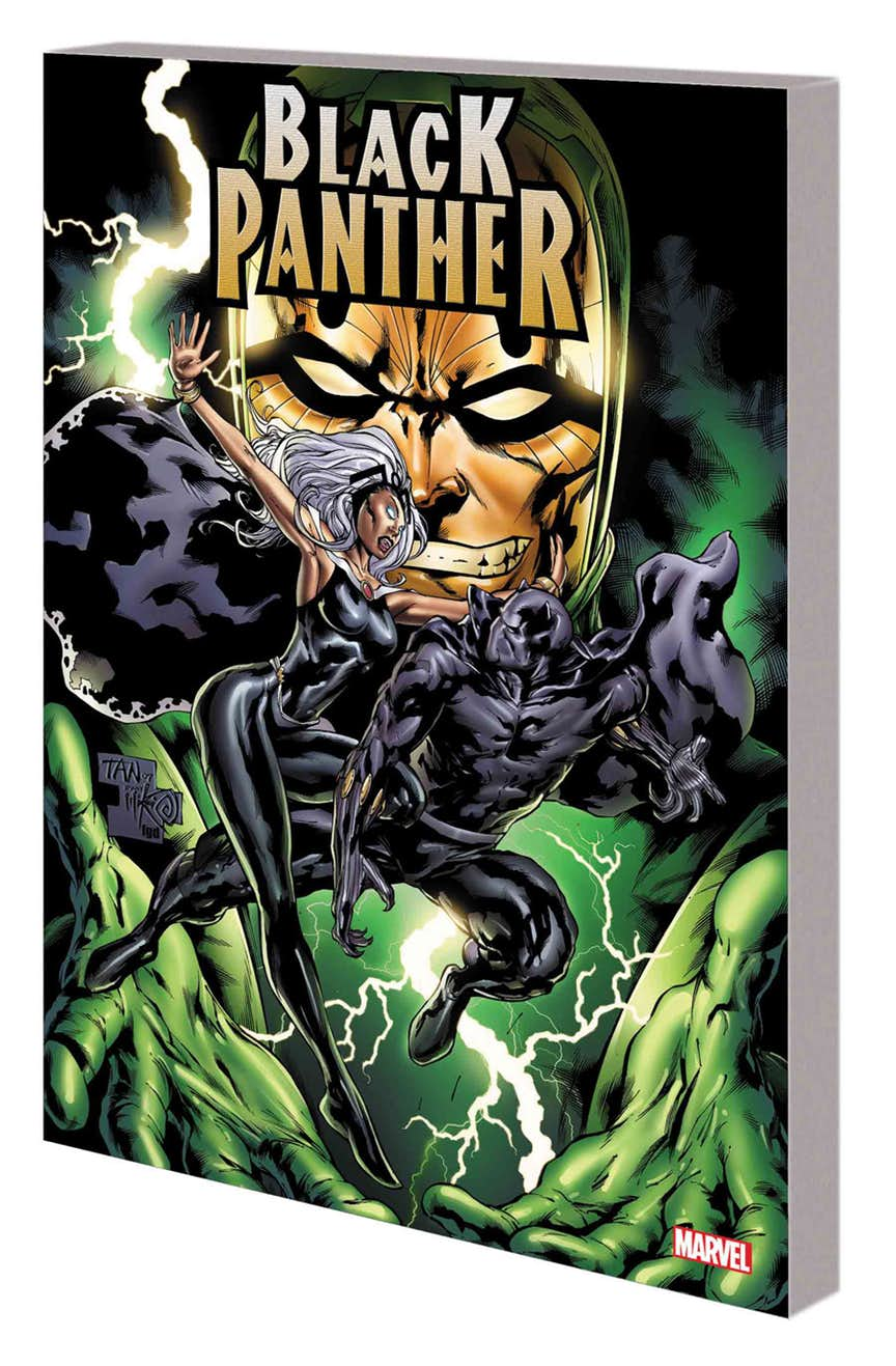 BLACK PANTHER BY REGINALD HUDLIN: THE COMPLETE COLLECTION VOL. 2 TPB