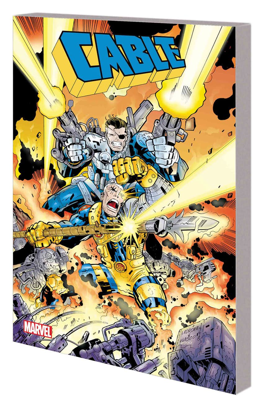 CABLE: THE NEMESIS CONTRACT TPB