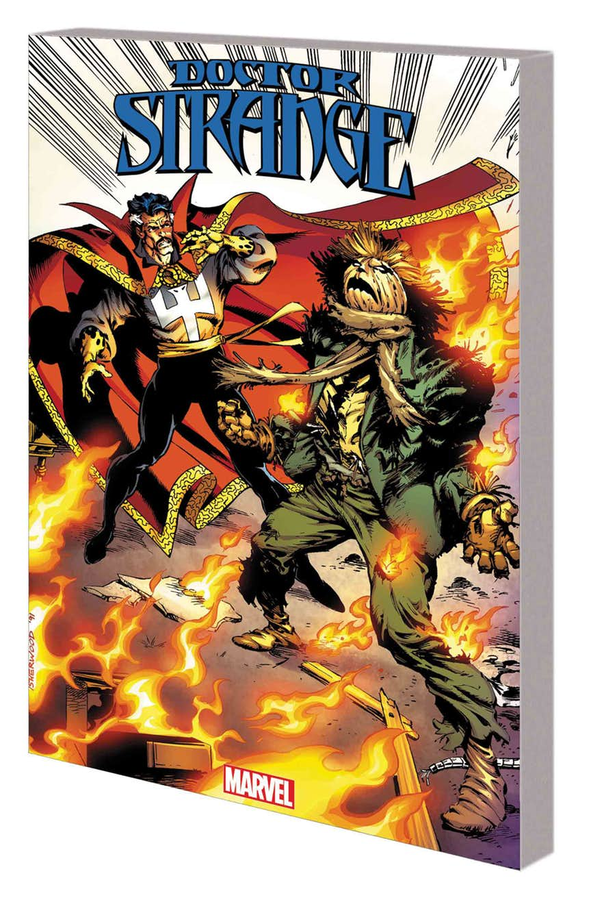 DOCTOR STRANGE: LORDS OF FEAR TPB