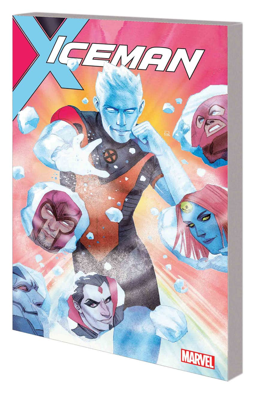 ICEMAN VOL. 1: THAWING OUT TPB