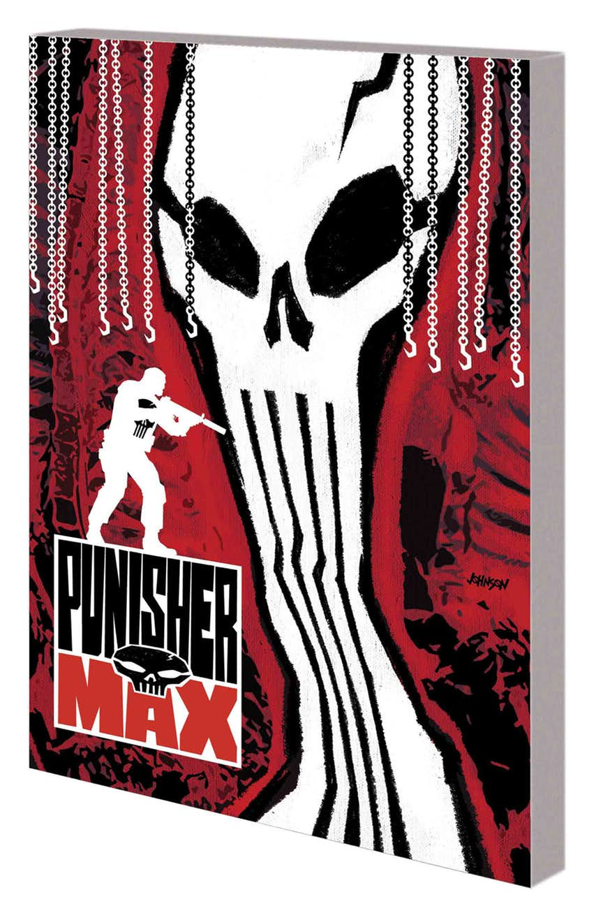 PUNISHER MAX: THE COMPLETE COLLECTION VOL. 7 TPB