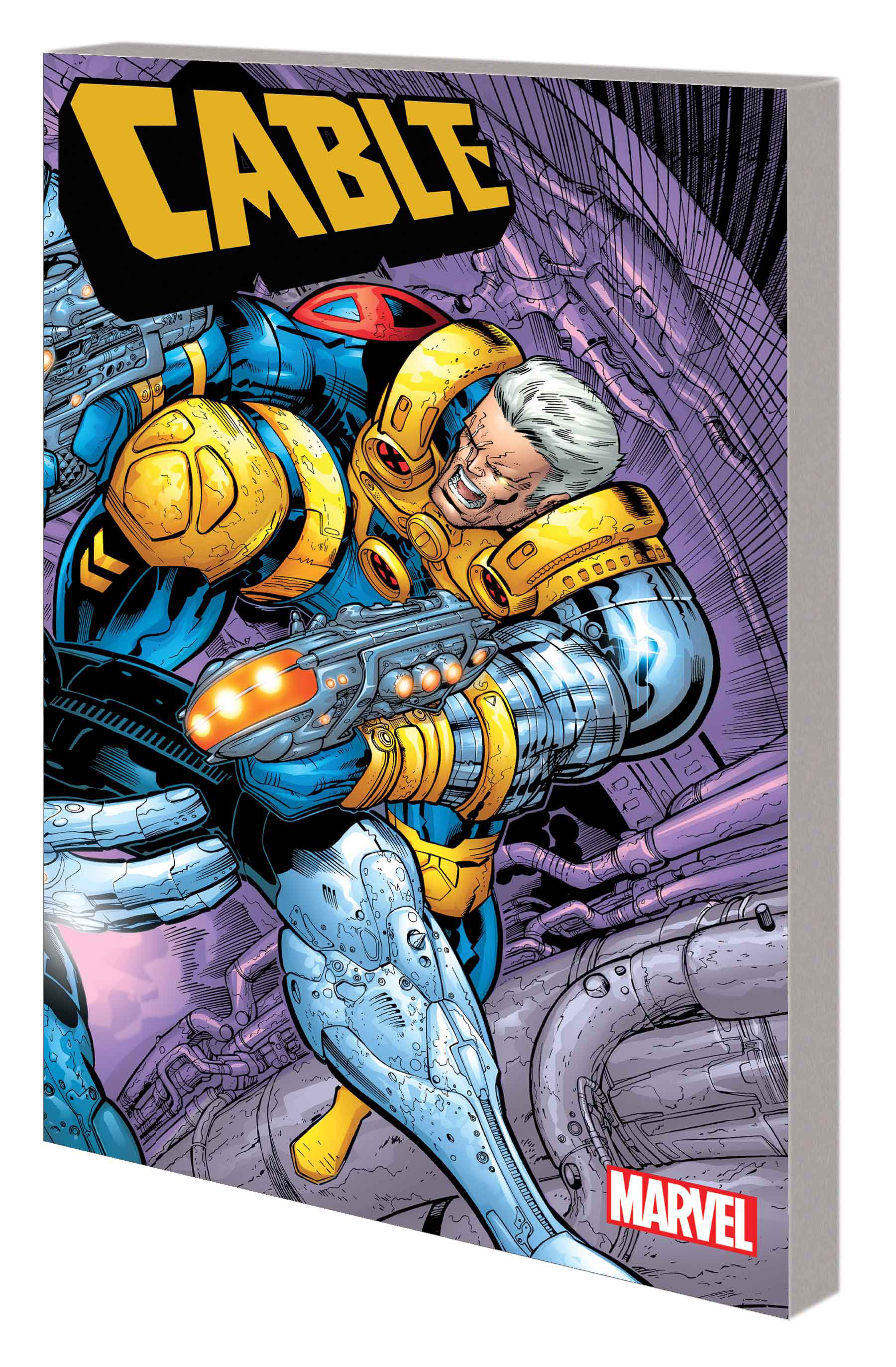 CABLE: THE HELLFIRE HUNT TPB