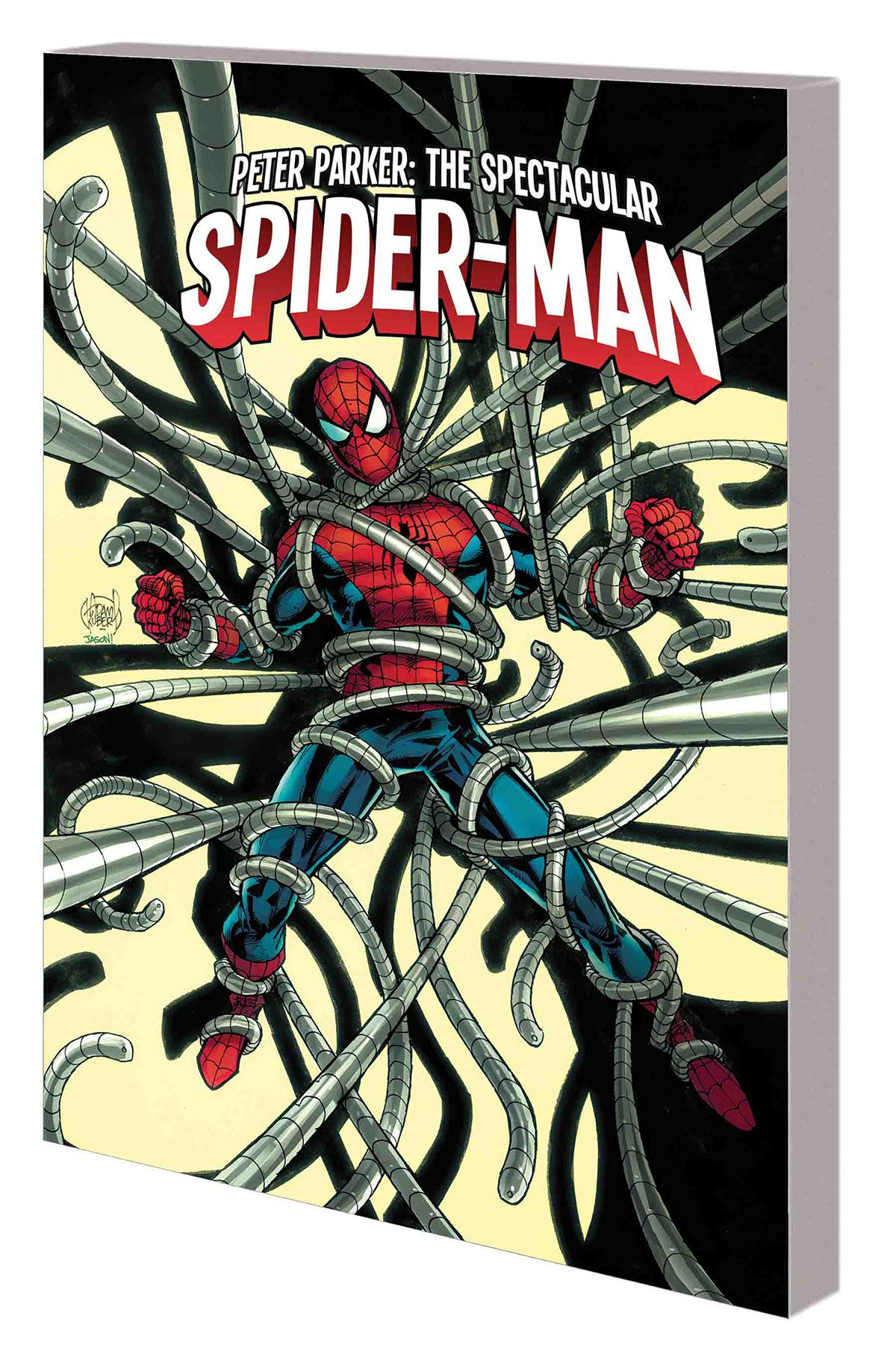 PETER PARKER: THE SPECTACULAR SPIDER-MAN VOL. 4 TPB