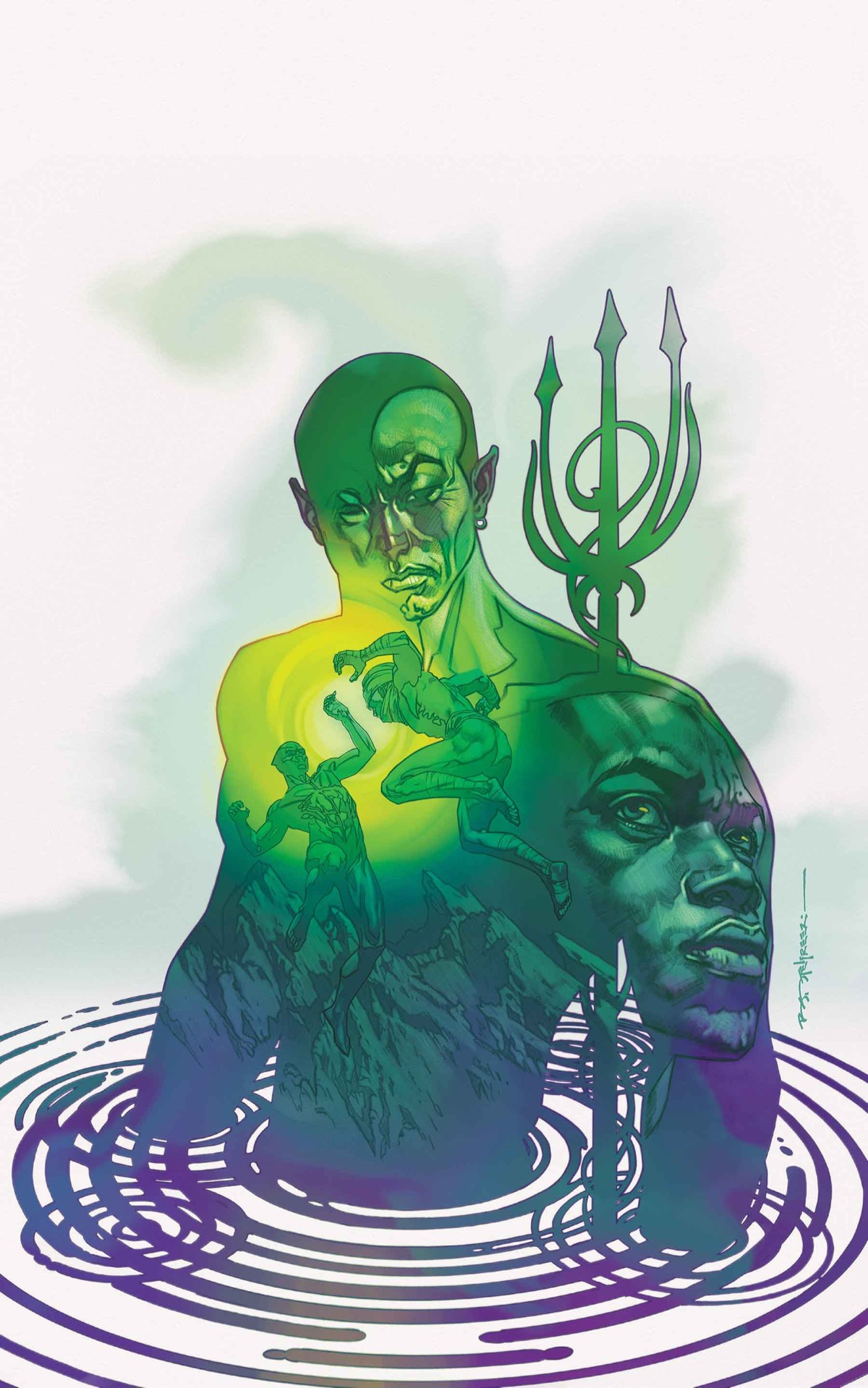 RISE OF THE BLACK PANTHER #2 (of 6)