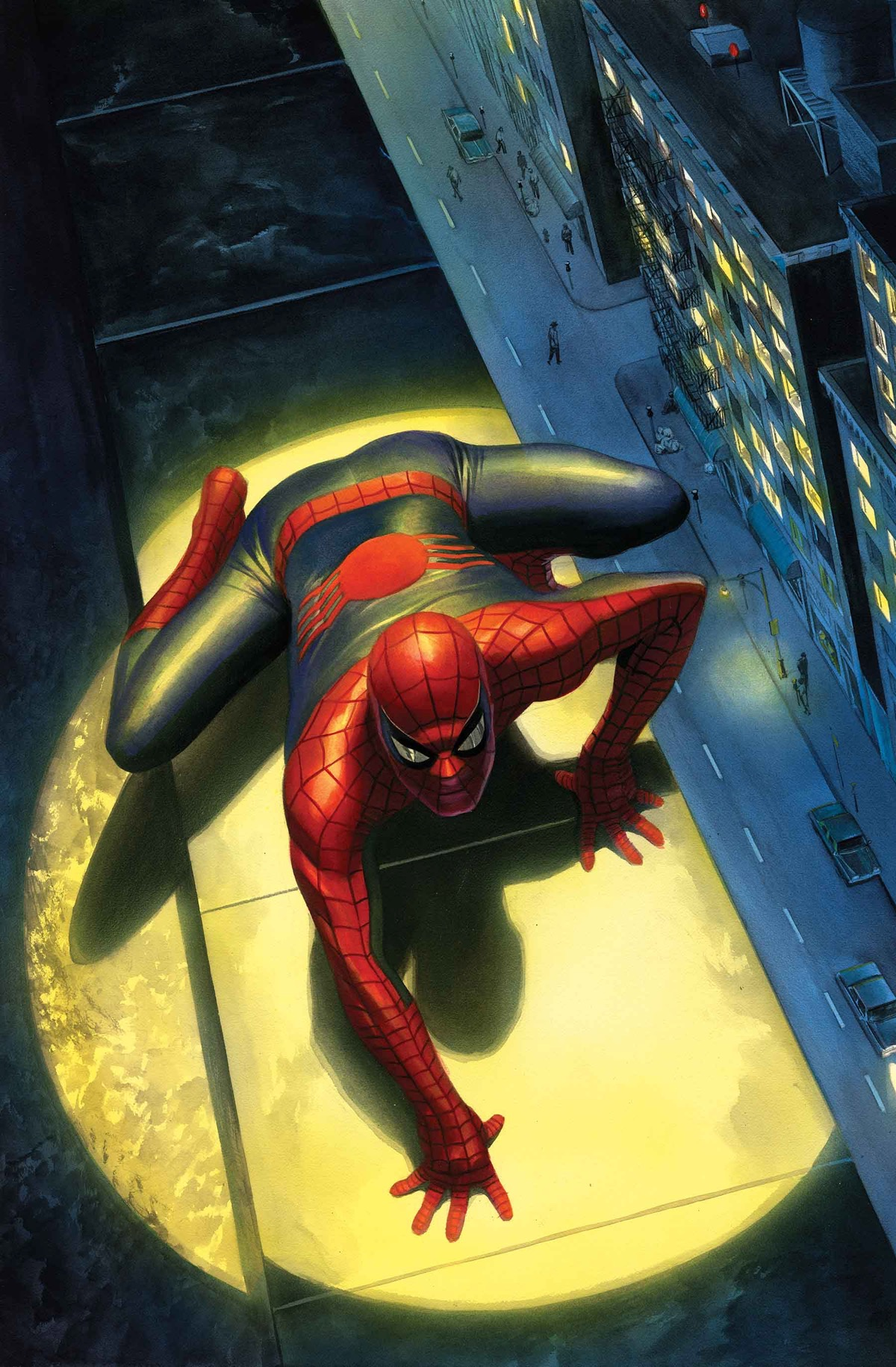 PETER PARKER: THE SPECTACULAR SPIDER-MAN #300 ALEX ROSS VARIANT