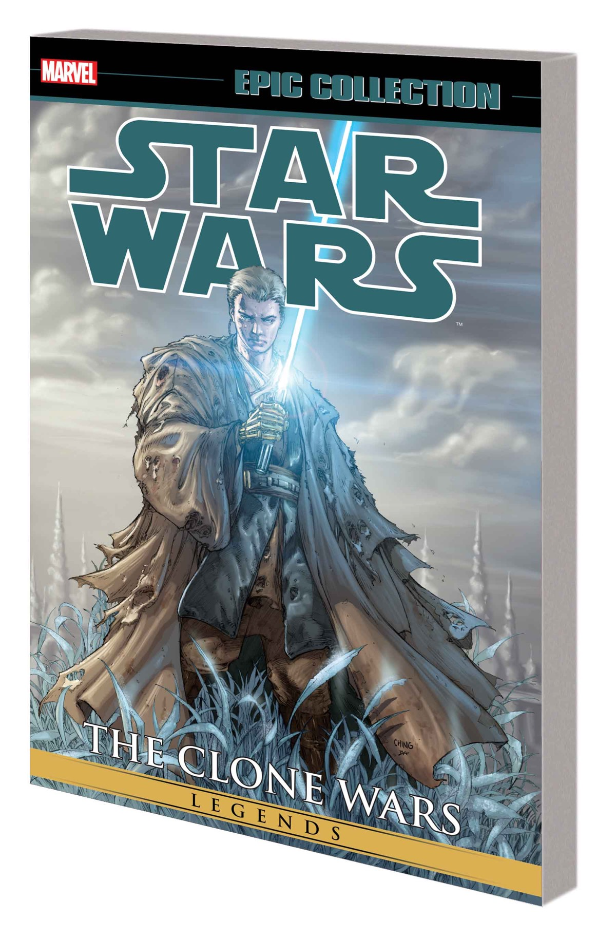 STAR WARS LEGENDS EPIC COLLECTION: THE CLONE WARS VOL. 2 TPB