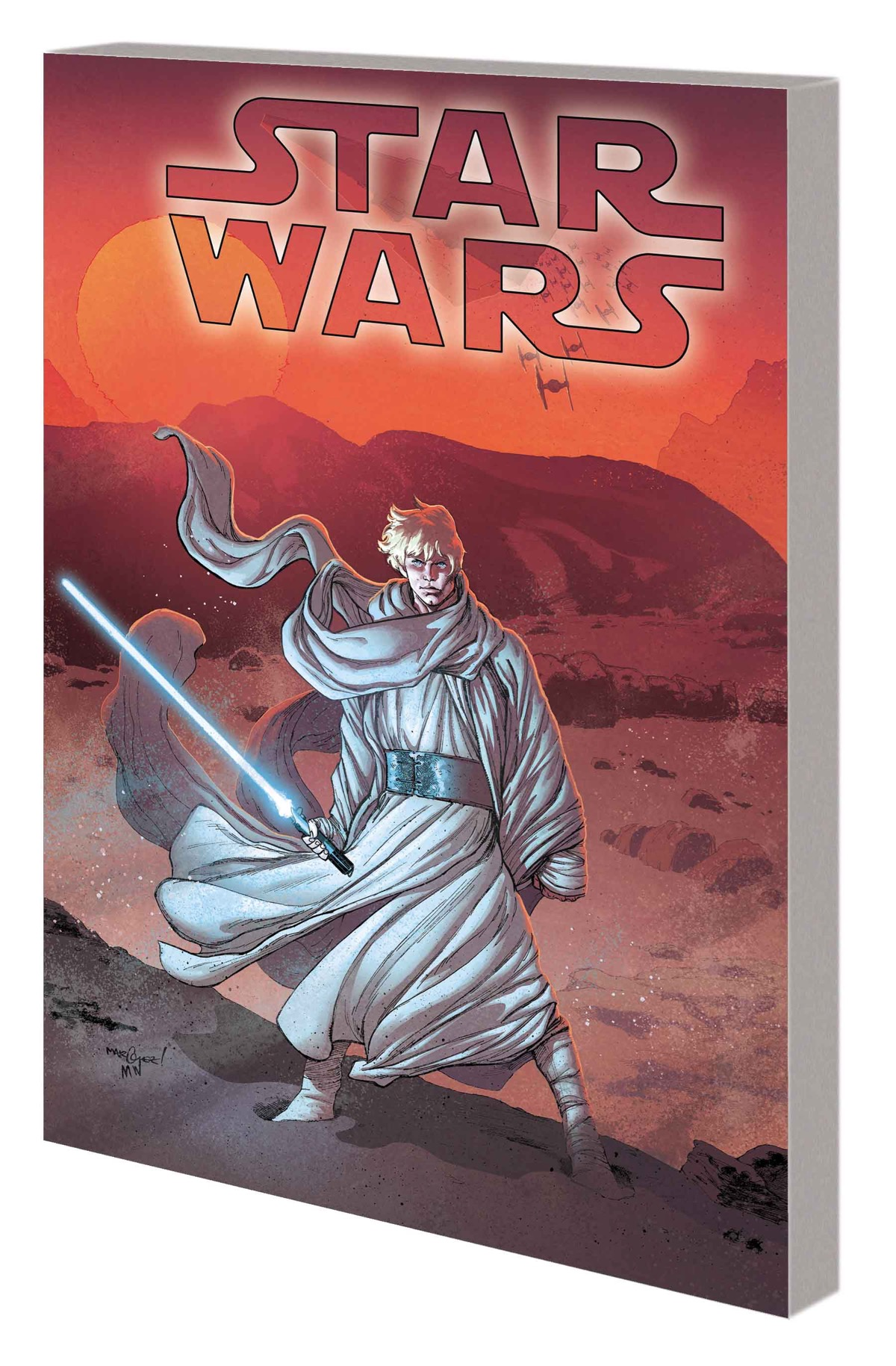STAR WARS VOL. 7: THE ASHES OF JEDHA TPB