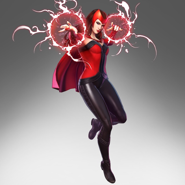 Nintendo Reveals New Marvel Ultimate Alliance 3 Character Art