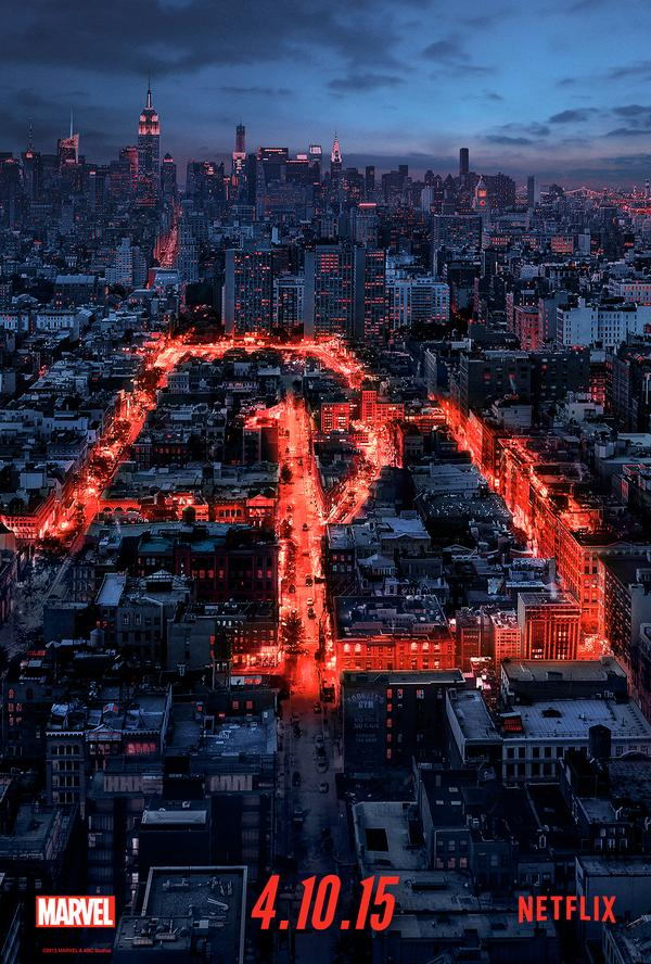 Marvel's Daredevil Official Poster