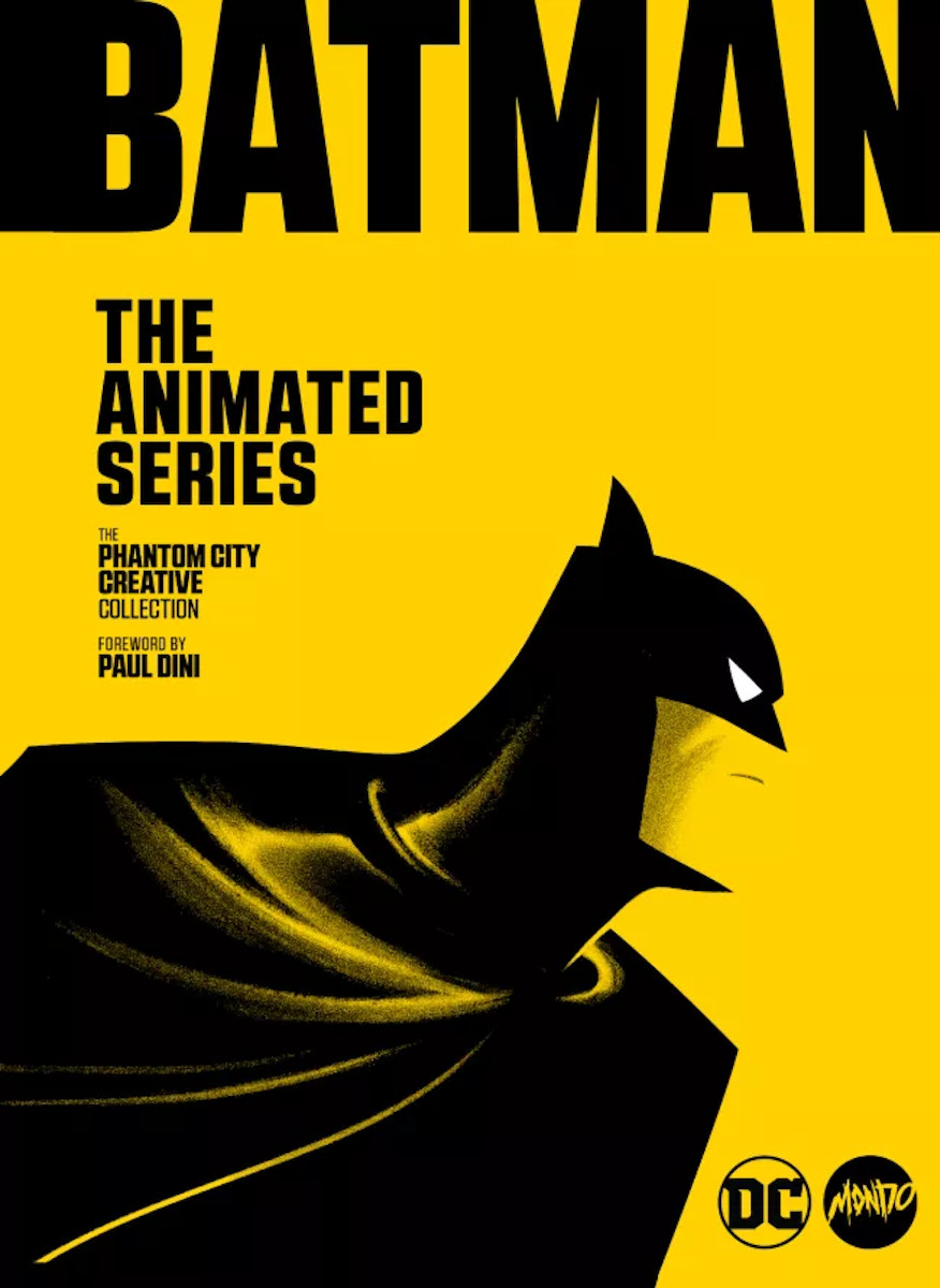 Batman: The Animated Series – The Phantom City Creative Collection Cover