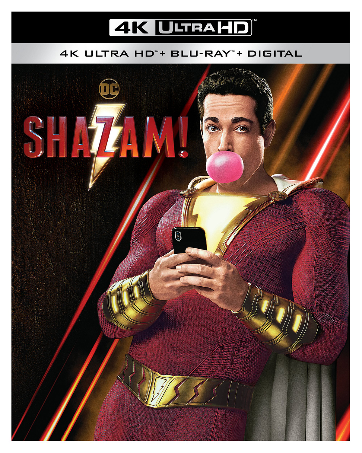 Shazam Blu Ray: Shazam! Blu-ray And Digital Release Dates, Details Revealed