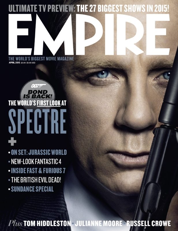 Empire Spectre cover