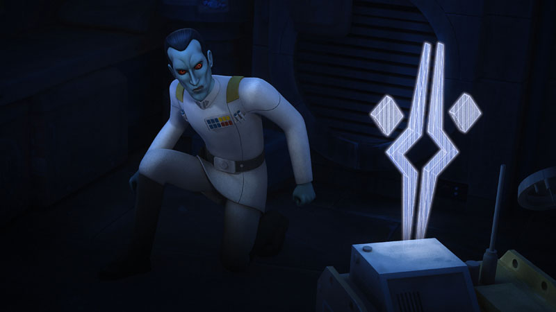 Star Wars Rebels - Zero Hour: Parts 1 and 2