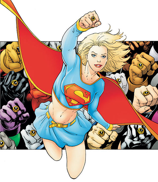 Supergirl and the Legion of Superheroes