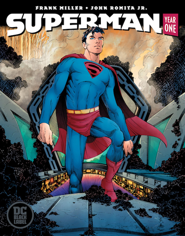 Superman: Year One #1 cover