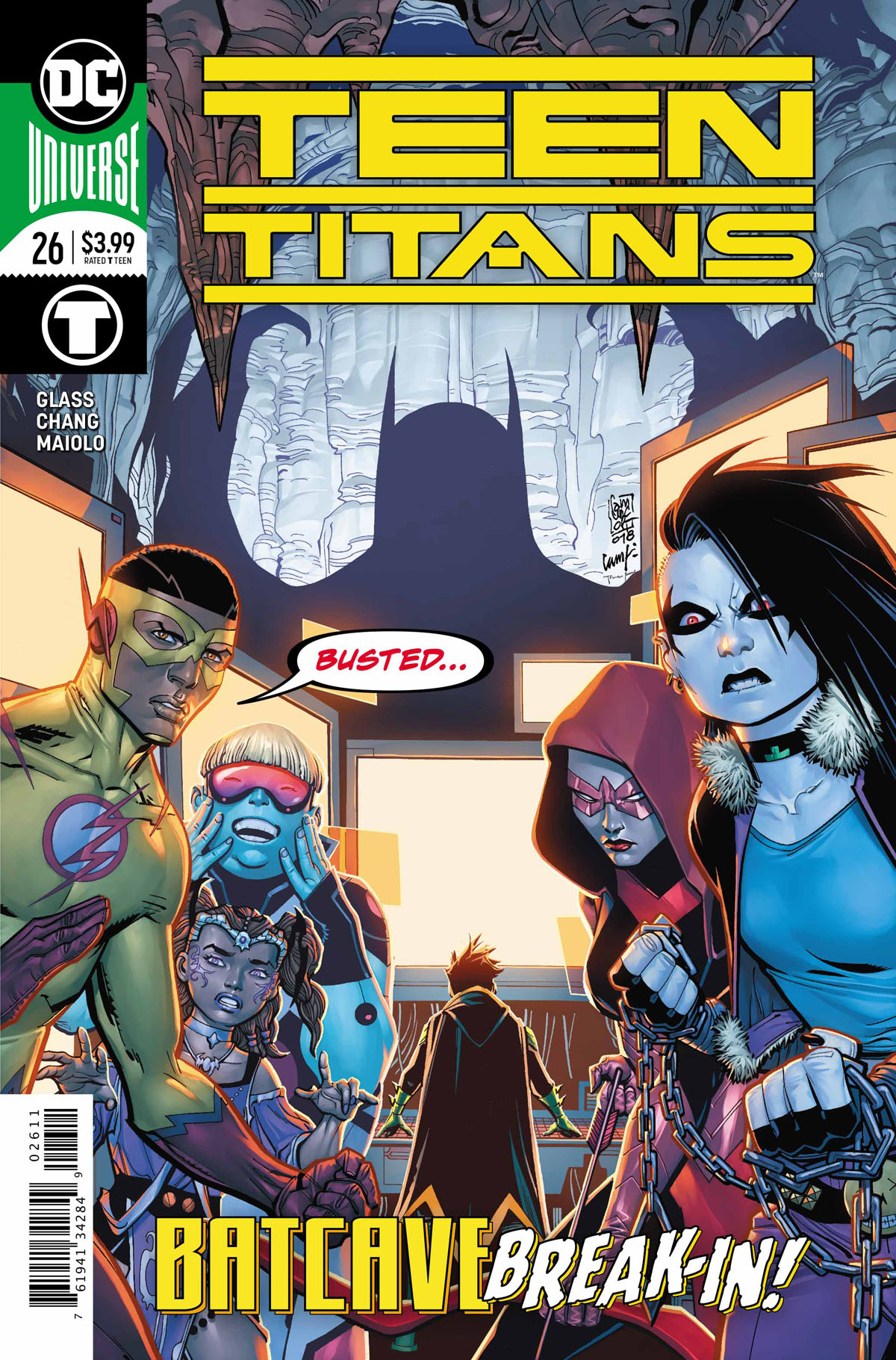 Exclusive Preview Teen Titans 26-3978