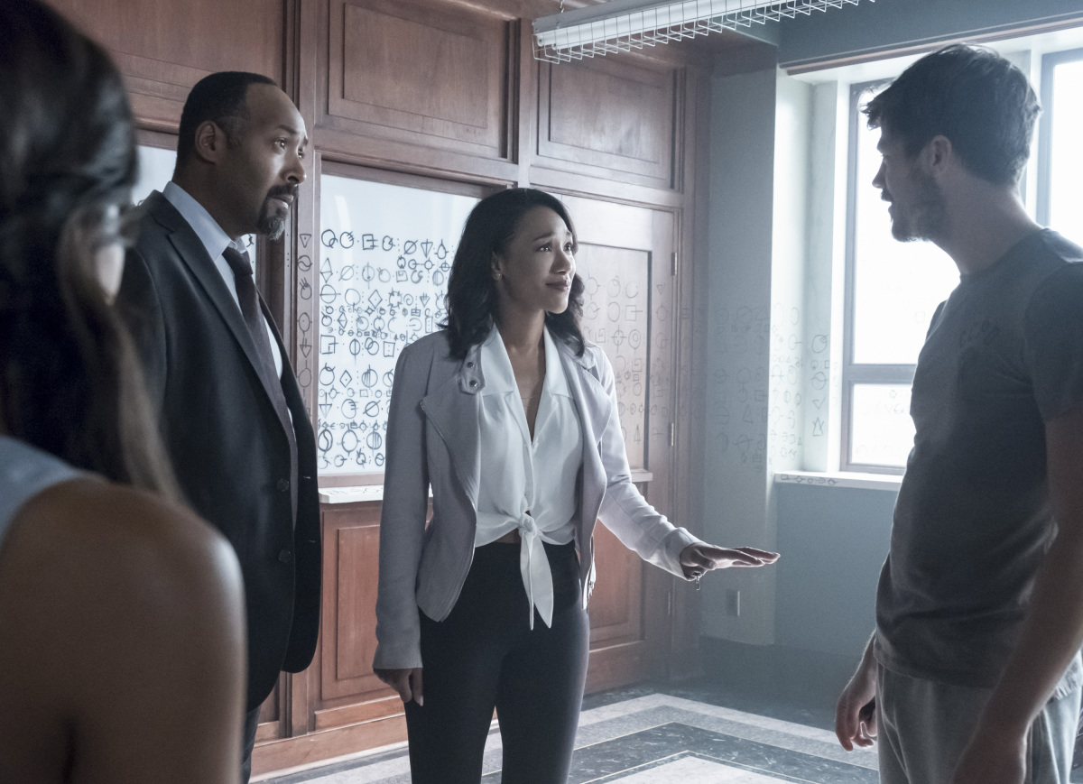 The Flash Episode 4.01
