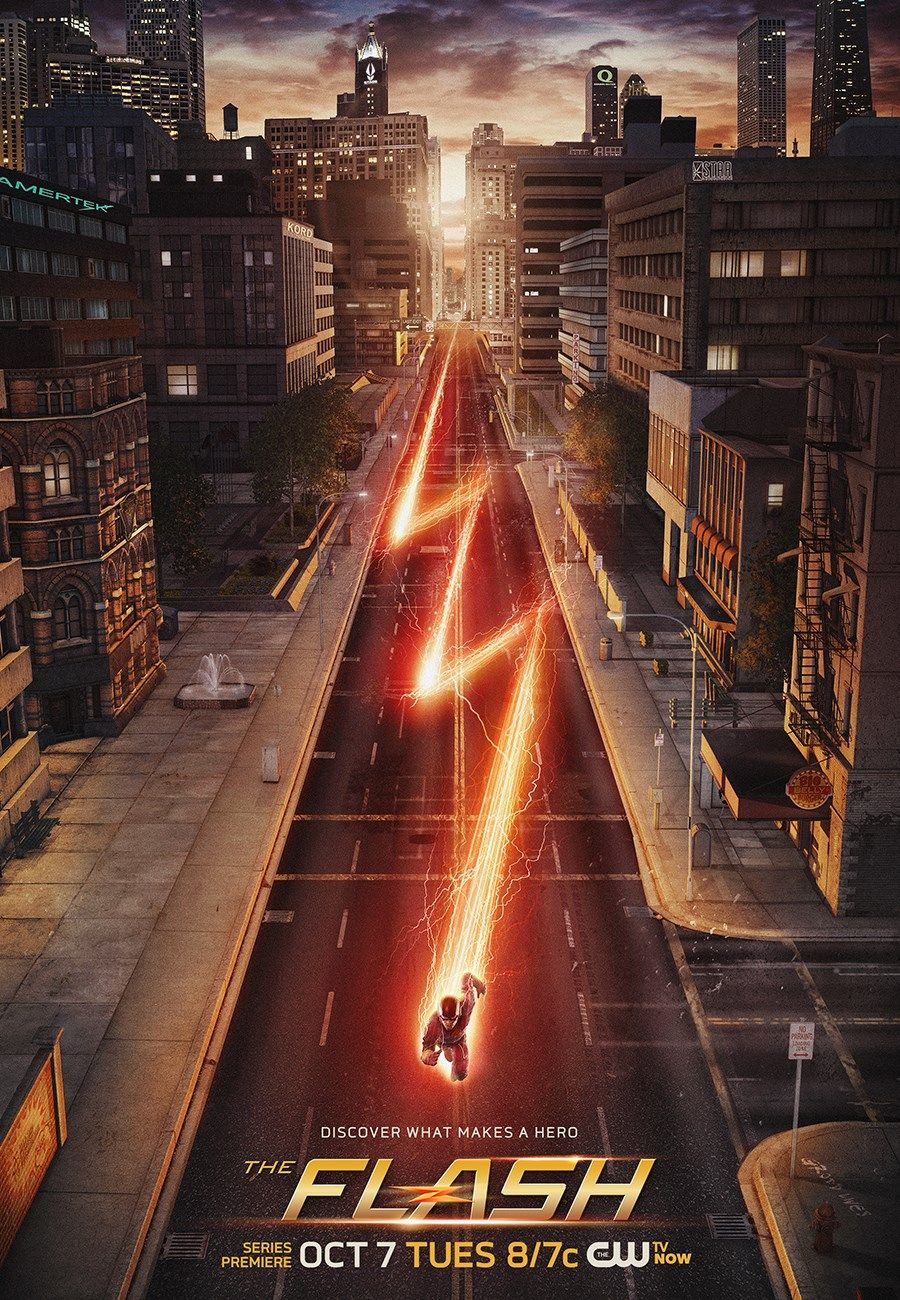 the-flash-poster