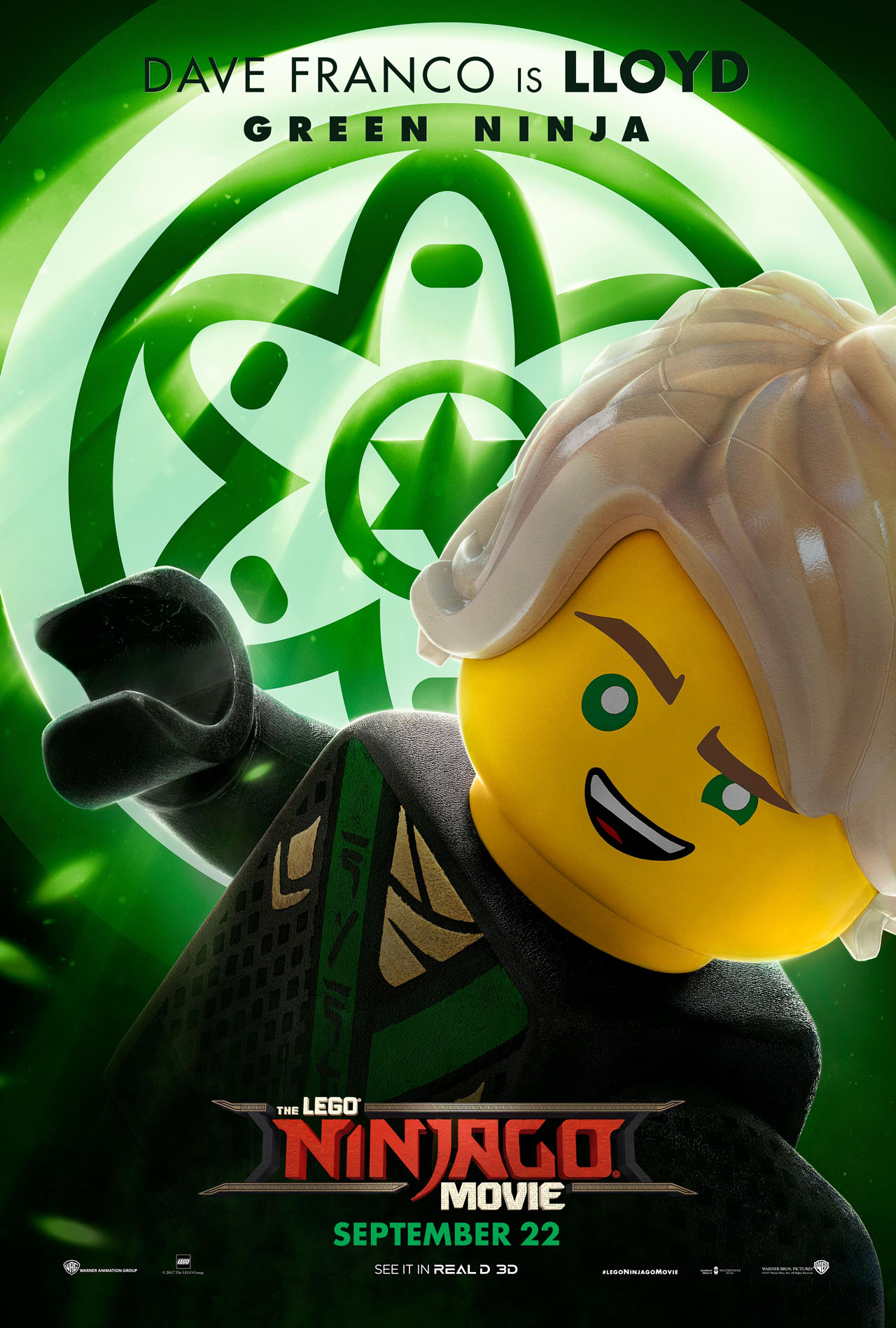 LEGO Ninjago Characters Guide - Meet the New Movie\'s Cast