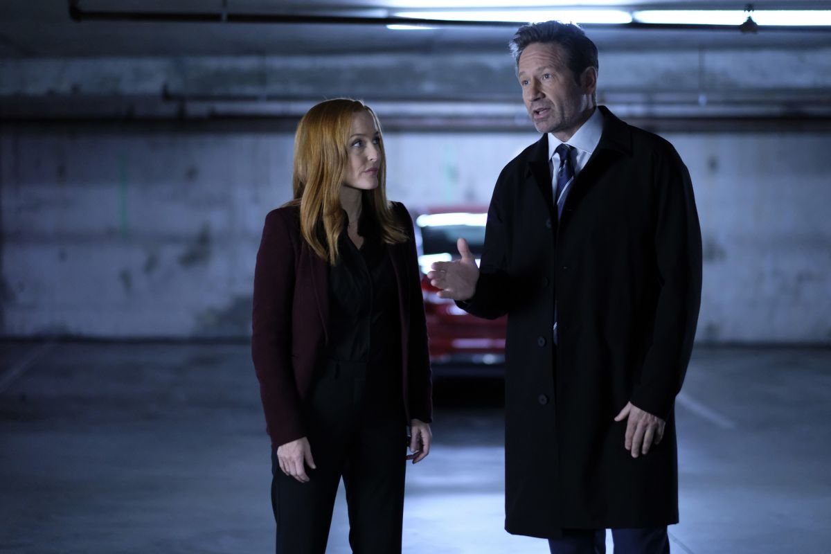 THE X-FILES 11.04