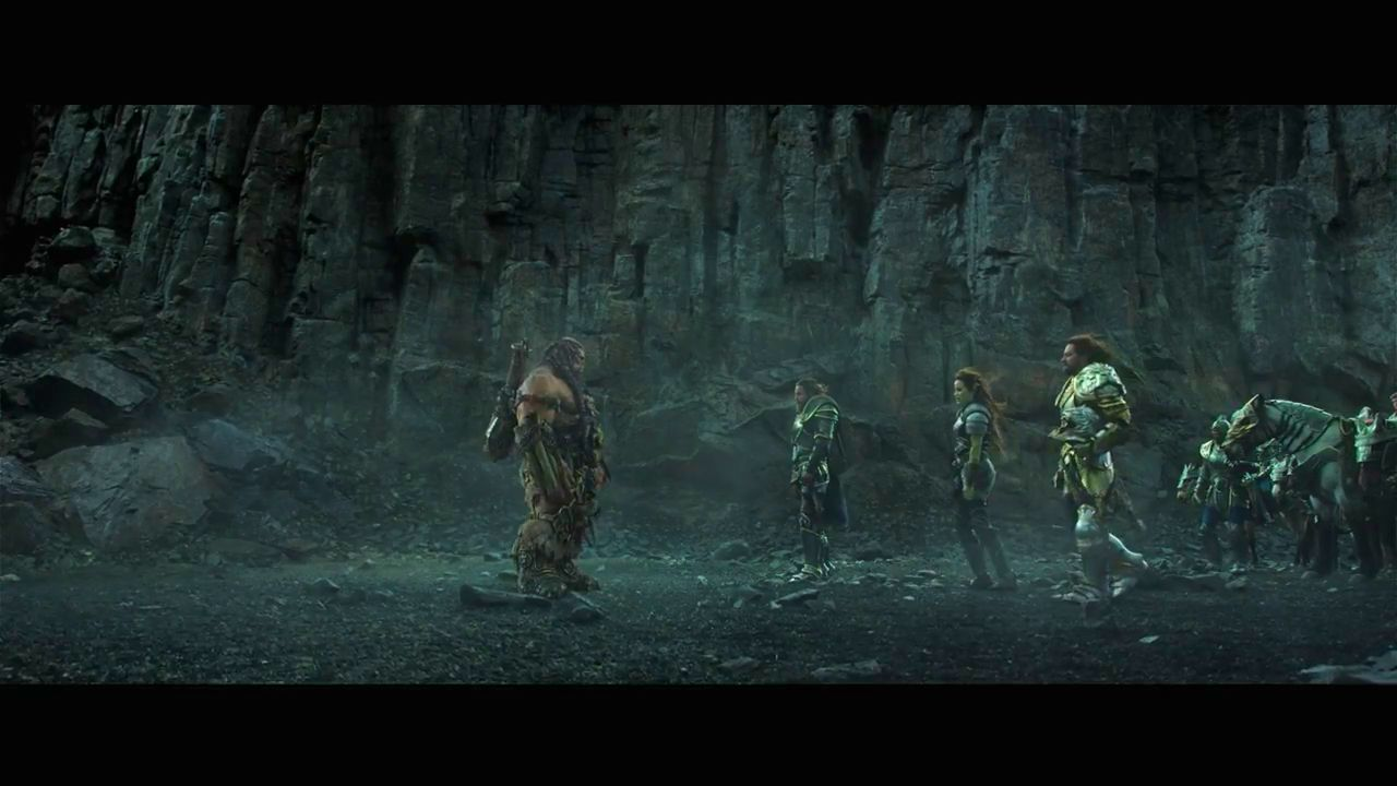 Run warcraft orcs humans in vista sexy scenes