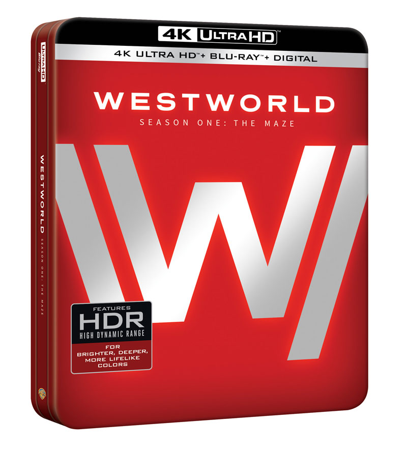 Westworld Season 1 4K Blu-ray