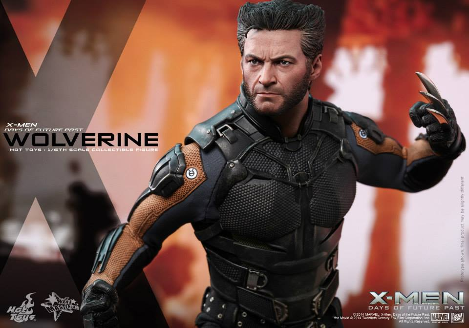 X Men Days Of Future Past Action Figures Hot Toys Unveils X-Men Days